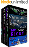 The Protectors Boxed Set w/ MC10 + DC: Native, Badass and Baxters