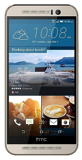 Htc One M9 Uk Sim Free Smartphone Silver Amazon Electronics