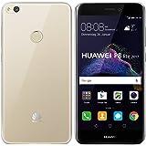 moodie Huawei P8 Lite 2017 Hülle in Transparent Silikonhülle Case Schutzhülle Tasche für Huawei P8 Lite 2017