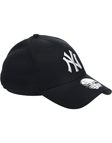 New Era Men s MLB Basic NY Yankees 9Forty Adjustable Baseball Cap 6ce2581450aa