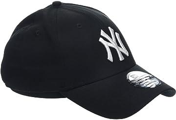 New Era Men s MLB Basic NY Yankees 9Forty Adjustable Baseball Cap 0d25a9daa848