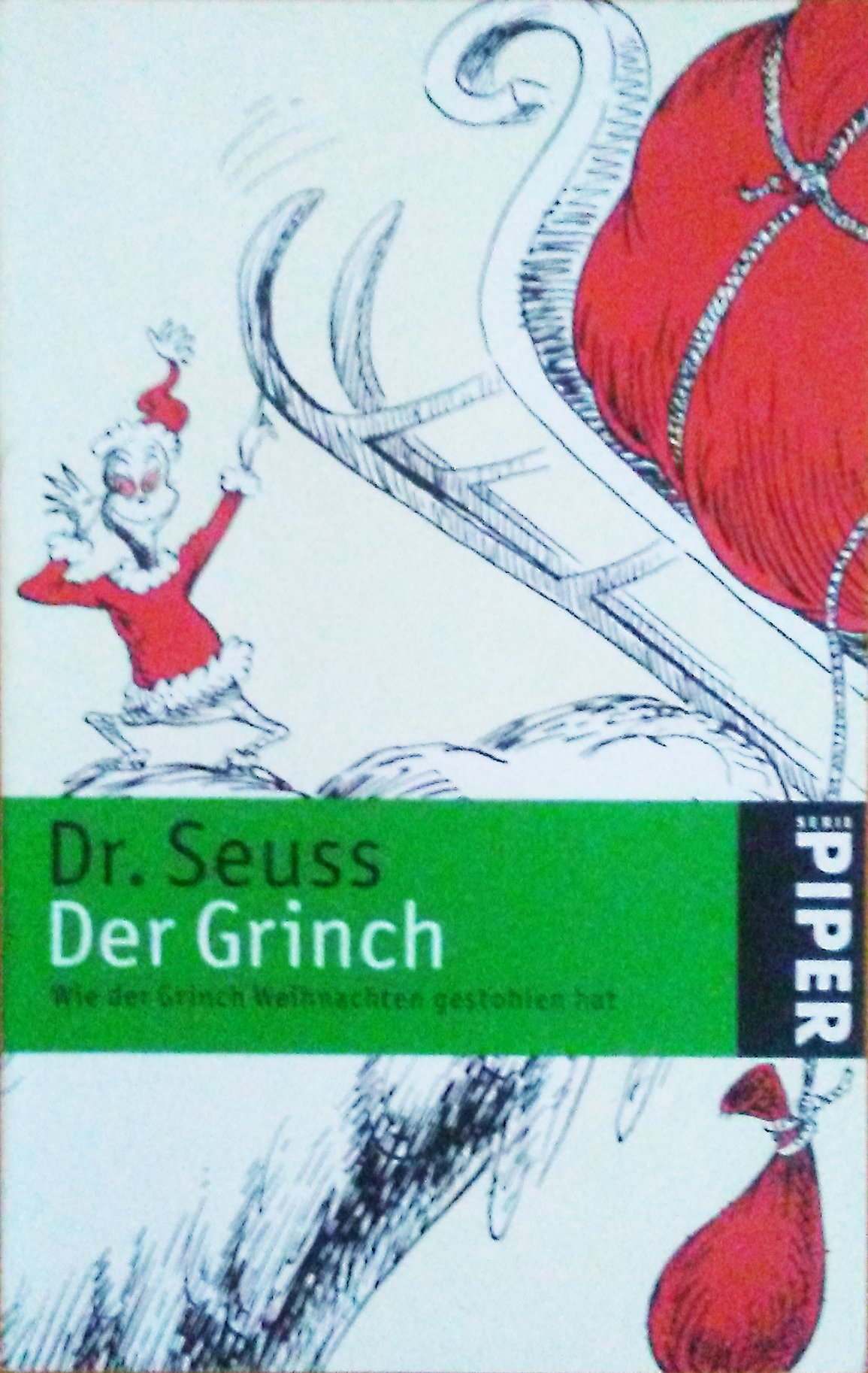Grinch Nummer Deutsch