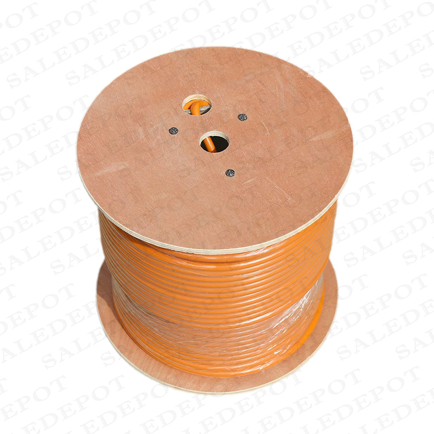 RG11 Cable 500 FT Underground COAX DROP INDOOR OUTDOOR Direct Burial w GEL 500/'