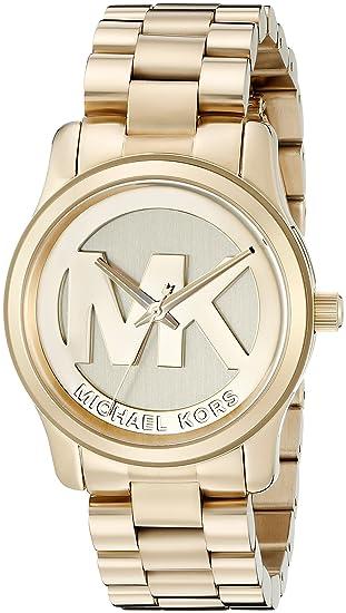 6ecf1915b340 Michael Kors Runway MK5786 Women s Wrist Watches