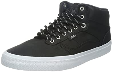 c737cf47f9 Vans OTW Bedford Shoes Black White UK 9  Amazon.co.uk  Shoes   Bags