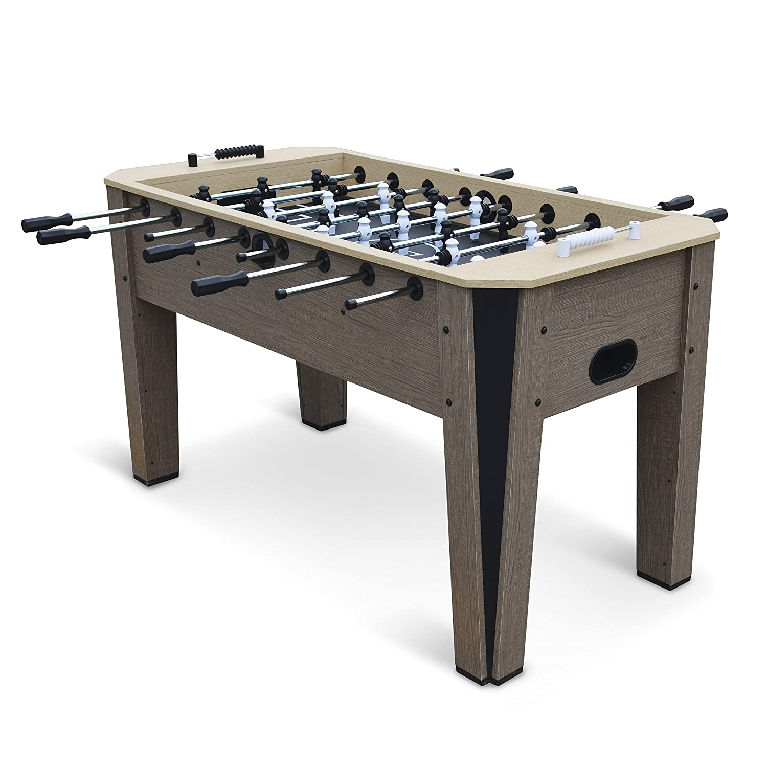 EastPoint Sports Ellington Foosball Table Soccer Game East Point 1-1-35701-DS