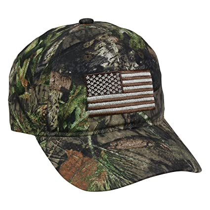 1f53d06aaa7a8 Amazon.com   Outdoor Cap Men s Camouflage Americana Cap
