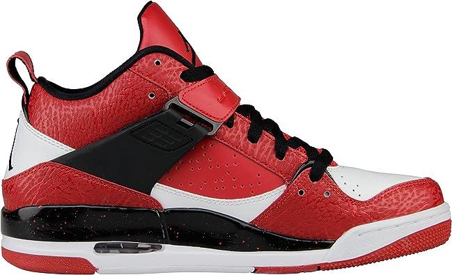 Nike jordan flight 45 644846 601 47.5 13 rouge
