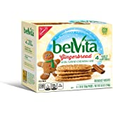 Belvita Gingerbread Breakfast Biscuit, 1.76 Ounce, 5 Count