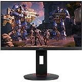"Acer XF240YU bmiidprzx 23.8"" WQHD (2560 x 1440) Zero Frame TN Gaming Monitor with AMD FREESYNC Technology - 1ms | 144Hz Refresh (Display, HDMI 2.0, HDMI 1.4 & DVI ports)"