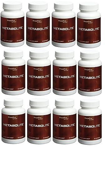 Amazon.com: metabolite (12 por el precio de 11) by Cápsulas ...