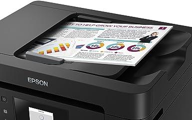 Amazon.com: Epson - Multifunction Printer Epson C11CF74402 ...