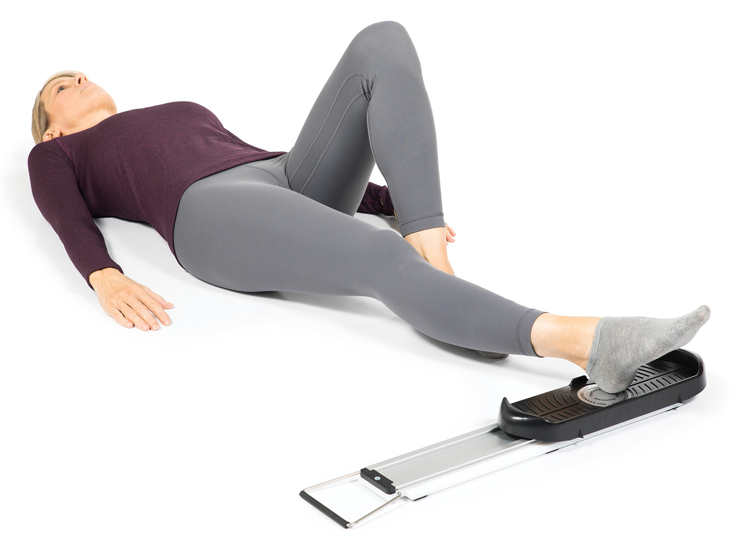 Knee Glide - An Exercise Tool for Therapy After Knee Replacement | Rehabilitation for ACL, PCL, Shoulder, Rotator Cuff Surgery, or Hip Replacement by OPTP (Image #8)