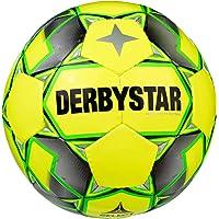 Derbystar Basic Pro TT Futsal, 1741400584, voetbal, geel grijs groen, 4