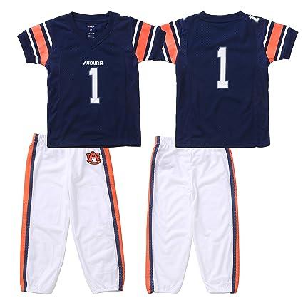 NCAA Boys Toddler//Junior Football Uniform Pajamas