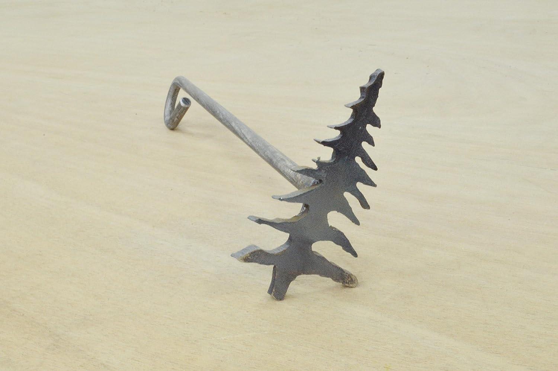woodworking branding iron. amazon.com: branding iron pine tree steak wood brand handmade 3 x 1 1/2\ woodworking