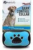 Anti-bell Hundehalsband Vibrationshundehalsband PetMania, OhneSchock, Harmlos und Human, Halsband für trainieren und gegen Bellen, 7 moderne verstellbare Stufen