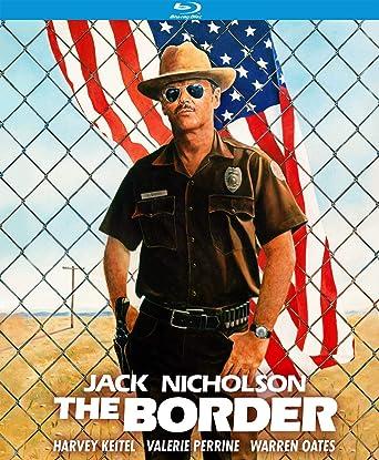 Amazon Com The Border Blu Ray Jack Nicholson Harvey Keitel Warren Oates Movies Tv Последние твиты от rhys nicholson (@rhysnicholson). the border blu ray jack nicholson