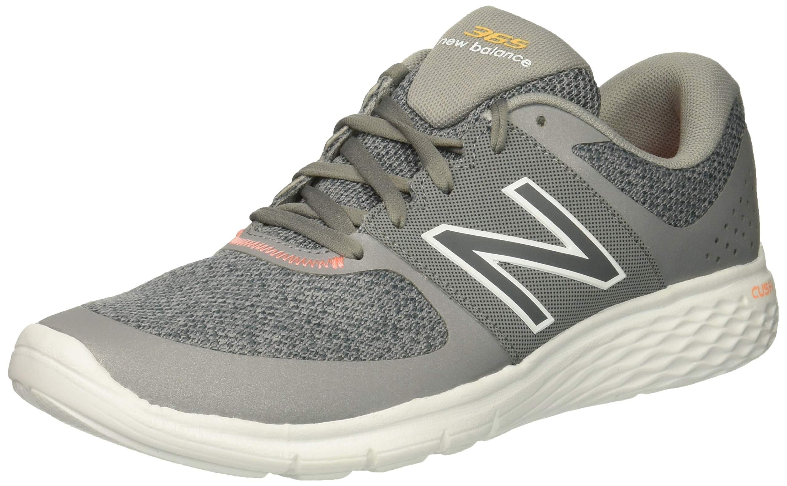 WA365v1 CUSH + Walking Shoe, Grey