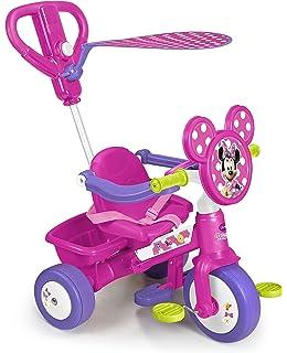 DENVER BIKE Triciclo.008 Ride On Pedal Coche Disney Minnie ...