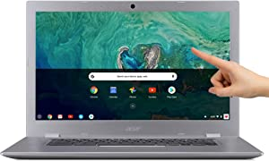 "Acer Chromebook 15.6"" IPS Full HD Intel Celeron N3350 1.10 GHz 4GB LPDDR4 32GB Flash Memory HDR Webcam Chrome OS"