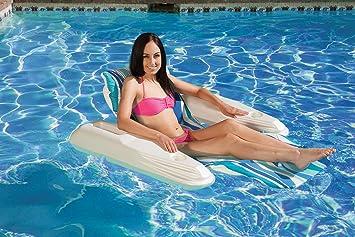 Amazon.com: Colchoneta ajustable Poolmaster 70745 ...