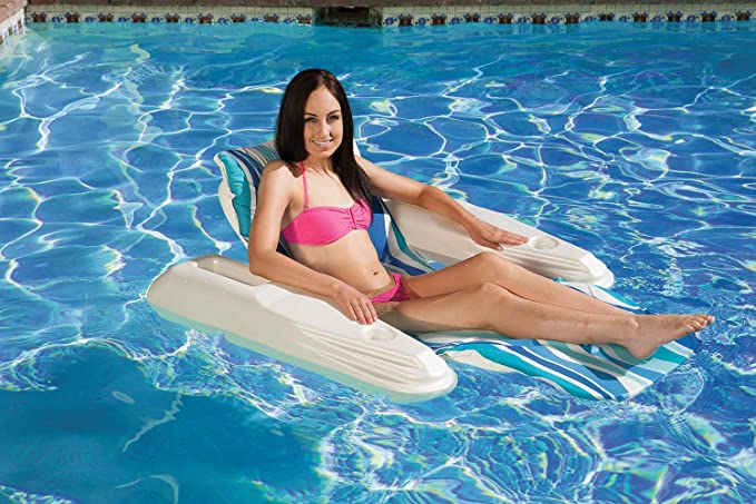 Amazon.com: Colchoneta ajustable Poolmaster 70745  ...