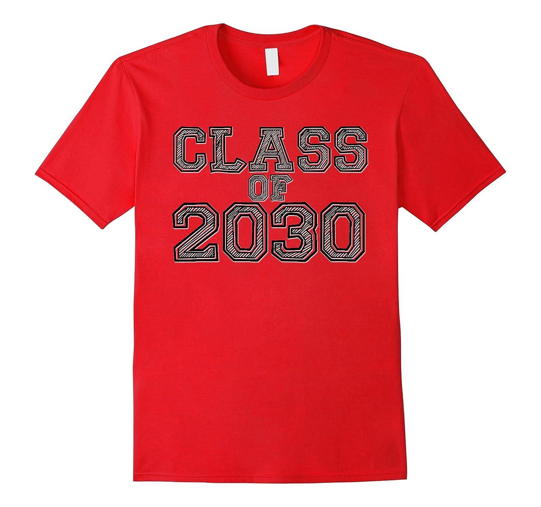 Class of 2030 T-shirt Kindergarten Future Graduate T-Shirt-CL