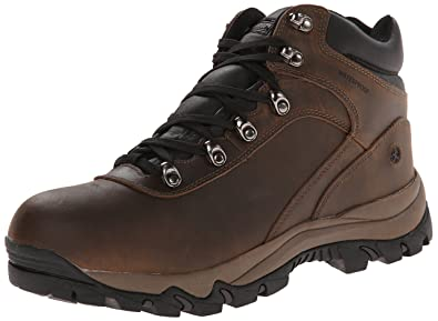 Men's Apex Mid Hiking Boot (43 M EU/10 D(M) US Brown)