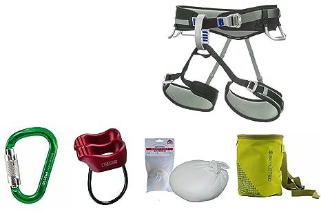 Skylotec Klettergurt Ultraleicht : Kletter set lacd 1.3 klettergurt größe m salewa karabiner tube