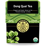 Organic Dong Quai Root Tea - Kosher, Caffeine Free, GMO-Free - 18 Bleach Free Tea Bags