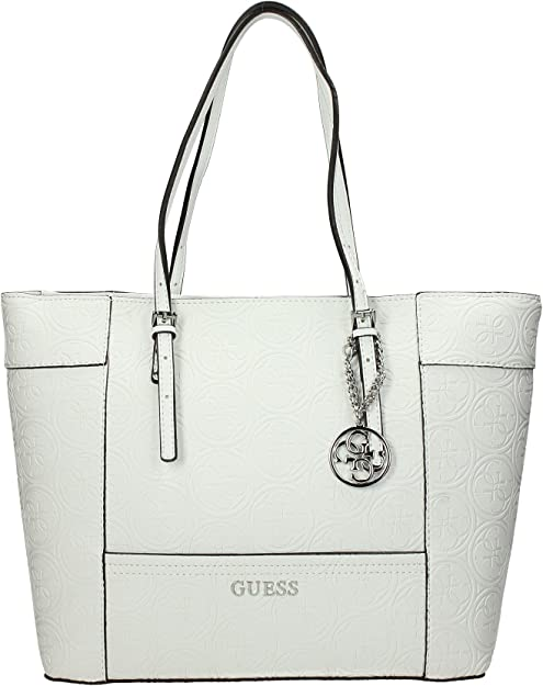 Guess DELANEY MEDIUM CLASSIC TOTE HL4535230: Amazon.it
