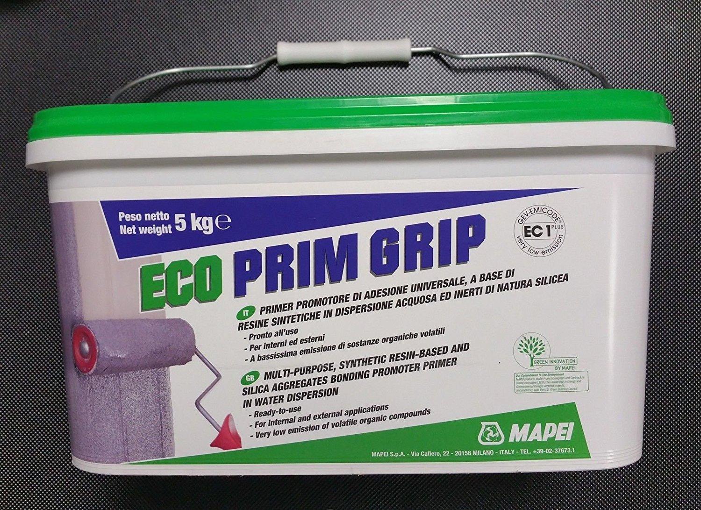 Mapei Eco Prime Grip 5Kg: Amazon co uk: DIY & Tools