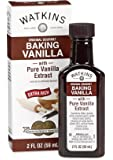 Watkins All Natural Extract, Original Baking Vanilla, 2 Ounce  (Packaging may vary)