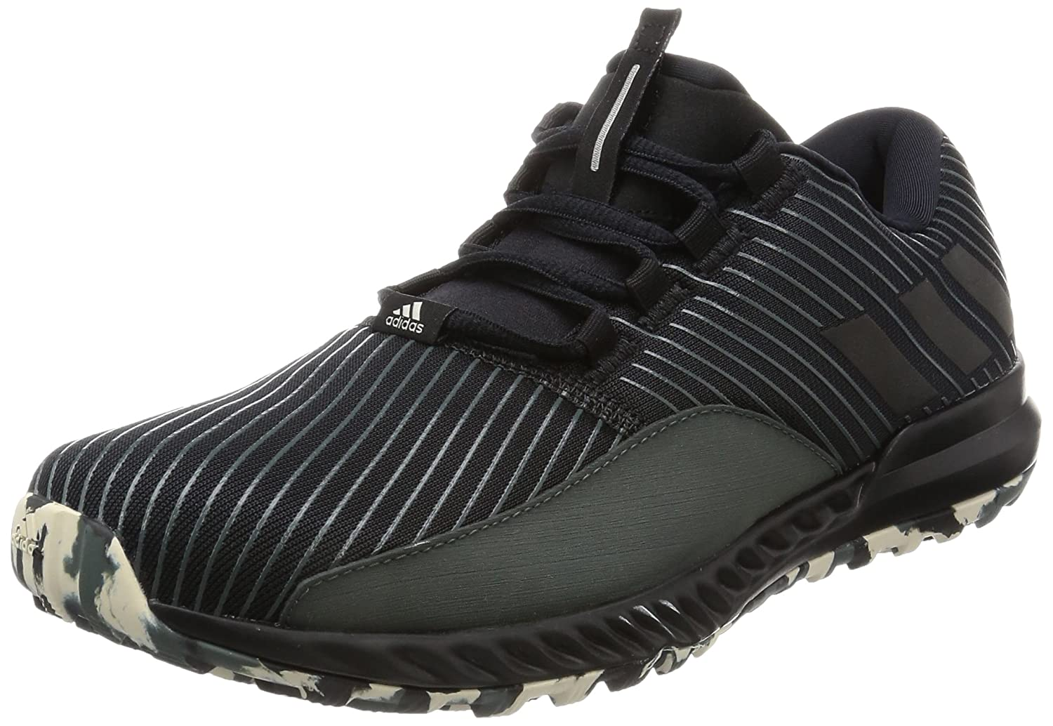 detailed look bdd68 83ff9 adidas Mens Crazytrain Pro Trf M Fitness Shoes, Black (negbashieuti), 15  UK (50 23 EU) adidas Amazon.co.uk Sports  Outdoors