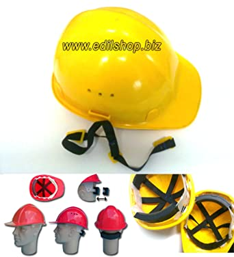 Casco de seguridad Airy – Casco de protección COLOR AMARILLO – G Halcón Safety Helmet
