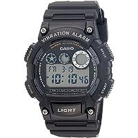 Relógio Casio Vibration Alarm Digital Masculino W-735H-1AVDF