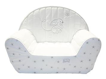 maison nougatine basile fauteuil chambre bb blanc - Fauteuil Chambre