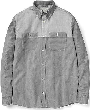 Carhartt Farrell Shirt 18111 – Camisa de hombre de manga ...
