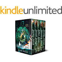 Darkly Sweet Boxset: The Complete Academy Romance Quintet: Rosewood Academy for Witches and Mages the Complete Series