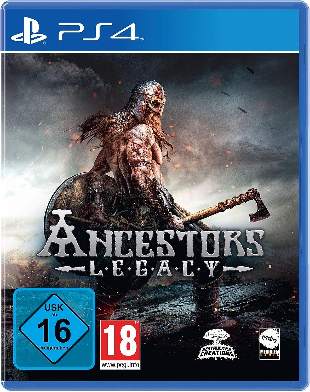 Ancestor's Legacy: Conqueror's Edition - PS4 [ [Importación alemana]