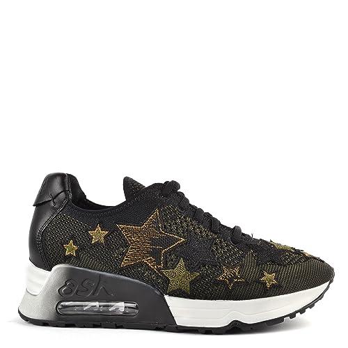 Ash Zapatos Babe Zapatillas Negro Ninos 37 Negro HTk0Qf1