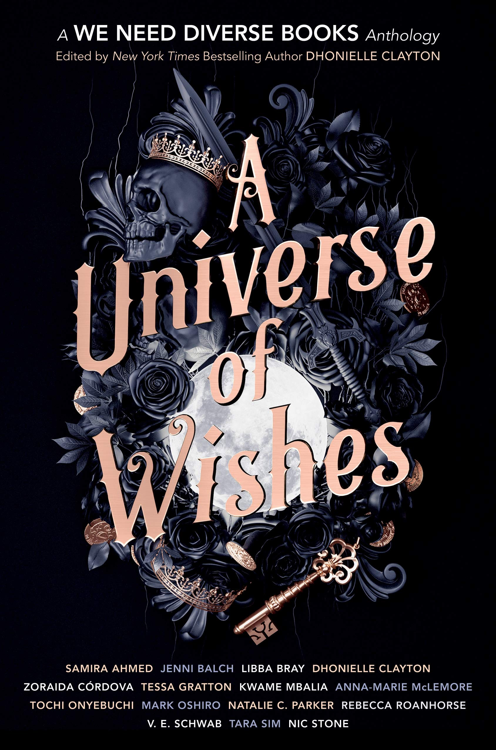 Amazon.com: A Universe of Wishes: A We Need Diverse Books Anthology  (9781984896209): Clayton, Dhonielle: Books