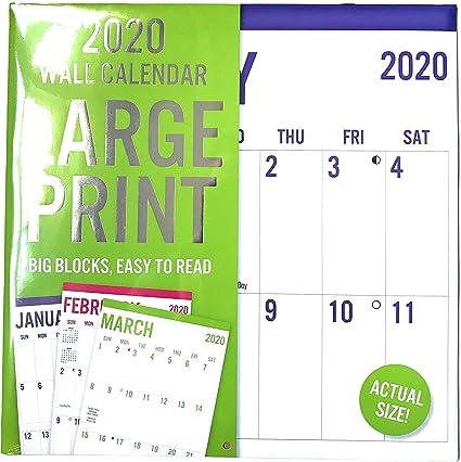 Calendario 2019: 16 meses de calendarios de pared en varios temas ...