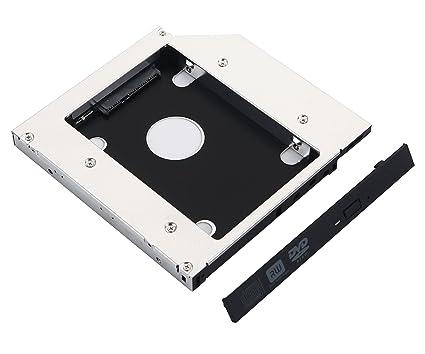Deyoung 2do Disco Duro HD SSD Caddy Adaptador para ASUS K50IE ...
