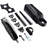 Andis Headliner 2 11-Piece Haircutting/Trimmer, Black