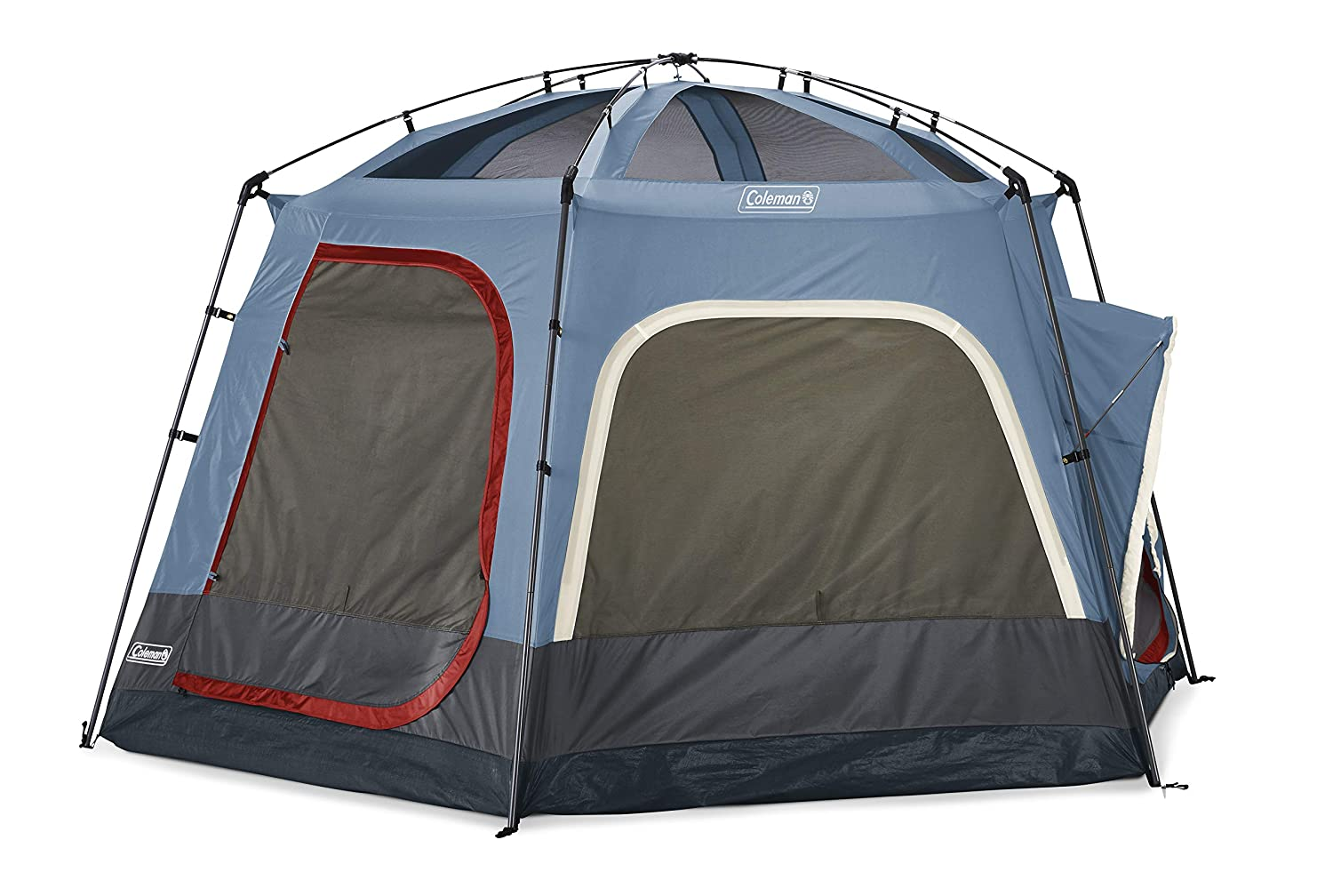 4210aab3c32 Coleman 3-Person Connectable Tent | Connecting Modular Tent System with Fast  Pitch Setup: Amazon.ca: Sports & Outdoors