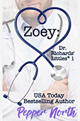 Zoey: Dr. Richards' Littles 1 Kindle Edition