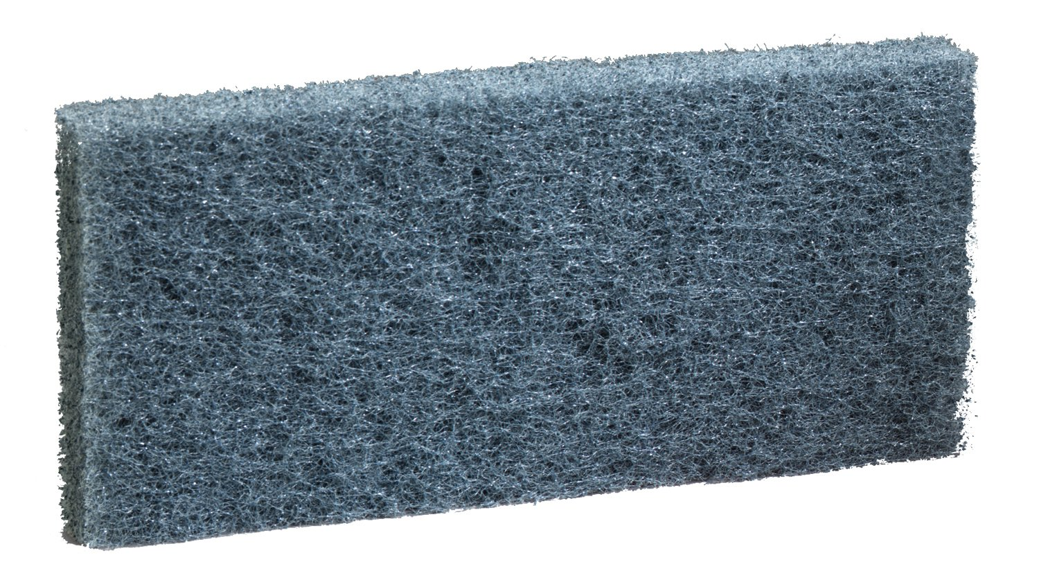3M Doodlebug Scrub Pad 8242 Blue, 4.625'' x 10'' (Case of 20)