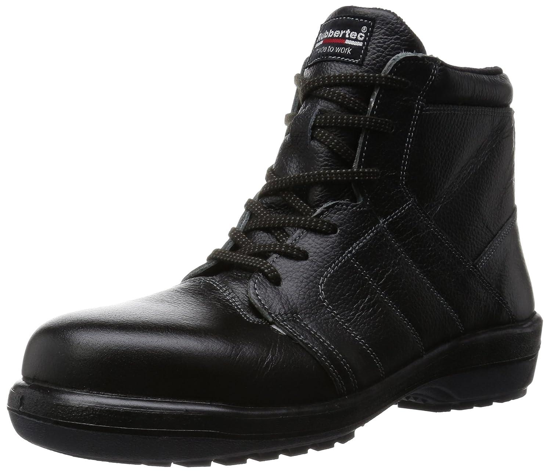 [ミドリ安全] 安全靴 中編上 RT722N B014ON5R6U 23.5 cm|ブラック